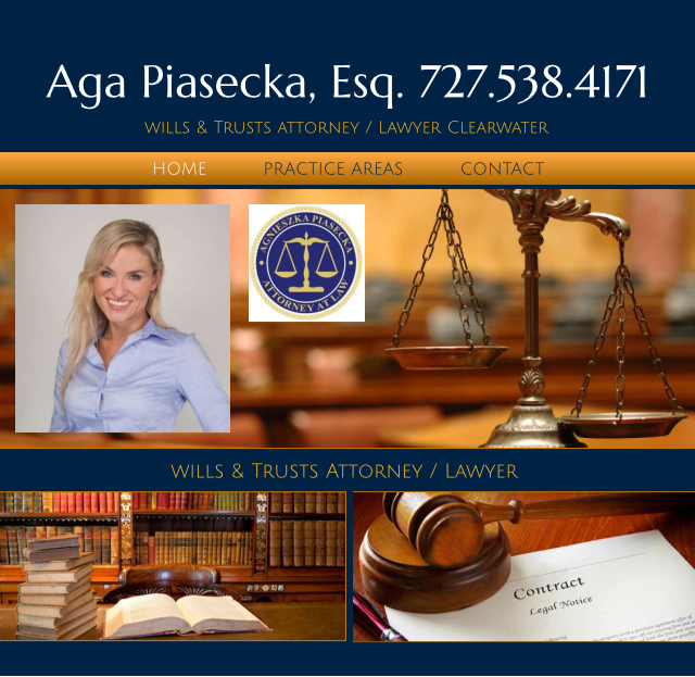 Wills and Trusts Attorney Clearwater