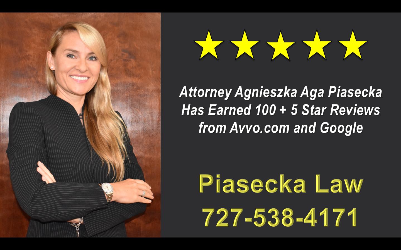 Wills, Trusts, Clearwater, Florida, Lawyer, Attorney, Agnieszka, Aga, Piasecka, Reviews